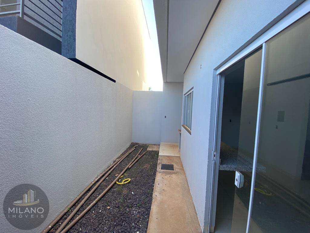 Casa com 3 dorms, Jardim Morumbi, Três Lagoas - R$ 270 mil, Cod: 652