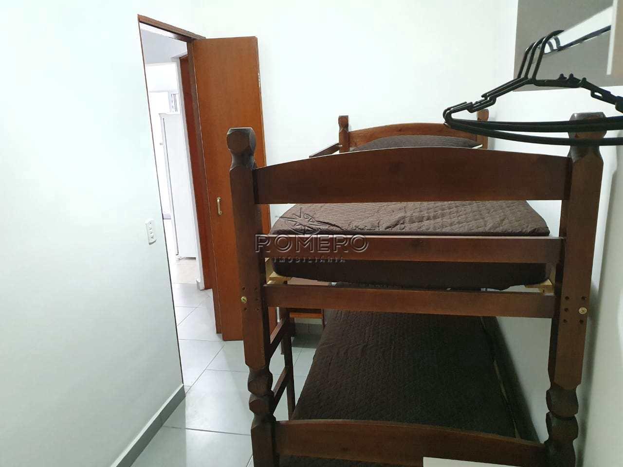 Apartamento com 2 dorms, Praia da Lagoinha, Ubatuba - R$ 300 mil, Cod: 618