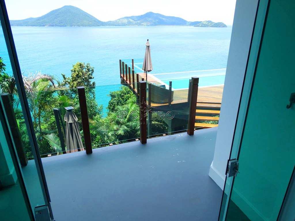 Casa com 4 dorms, Praia das Toninhas, Ubatuba - R$ 6.5 mi, Cod: 1198