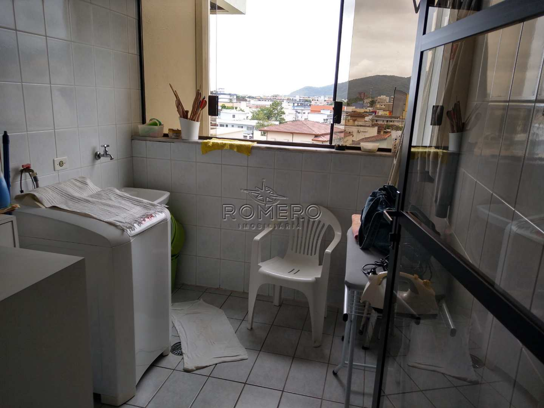 Cobertura com 3 dorms, Centro, Ubatuba - R$ 900 mil, Cod: 1215