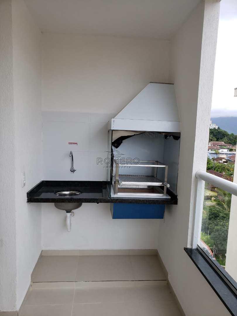Apartamento com 2 dorms, Praia do Tenório, Ubatuba - R$ 450 mil, Cod: 1274