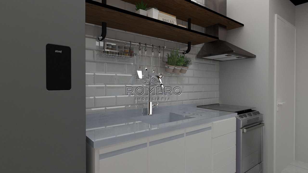 Apartamento com 2 dorms, Maranduba, Ubatuba - R$ 238 mil, Cod: 1285