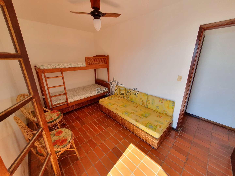 Apartamento com 3 dorms, Praia das Toninhas, Ubatuba - R$ 700 mil, Cod: 1309