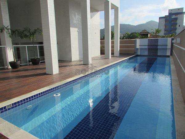 Apartamento com 2 dorms, Itagua, Ubatuba - R$ 700 mil, Cod: 1523