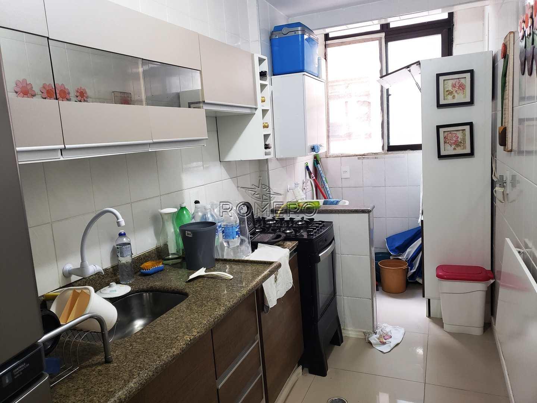 Apartamento com 1 dorm, Praia do Sapê, Ubatuba - R$ 320 mil, Cod: 1564
