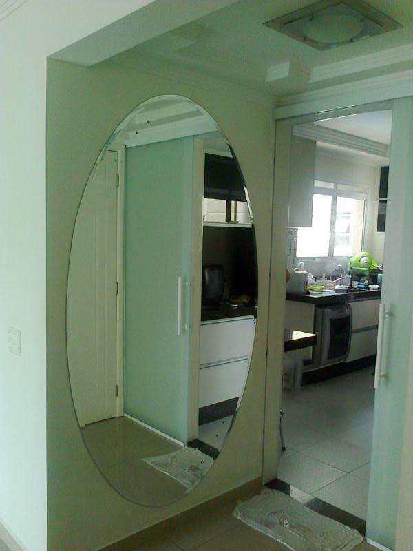 Sala - detalhe de Espelho+