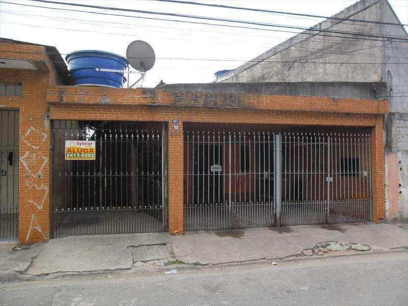 Casa 1 dorm, Jardim Presidente Dutra, Guarulhos