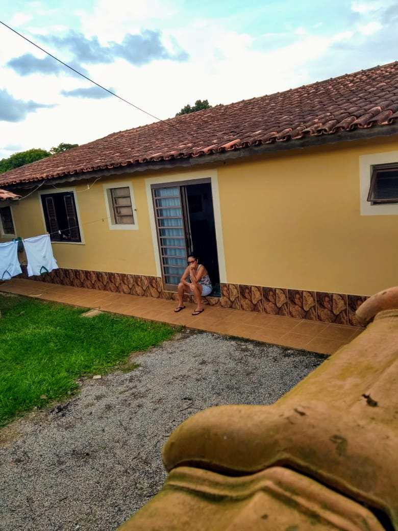 Terreno com 2 casas, Araçoiaba da Serra - R$ 650 mil, Cod: 1027