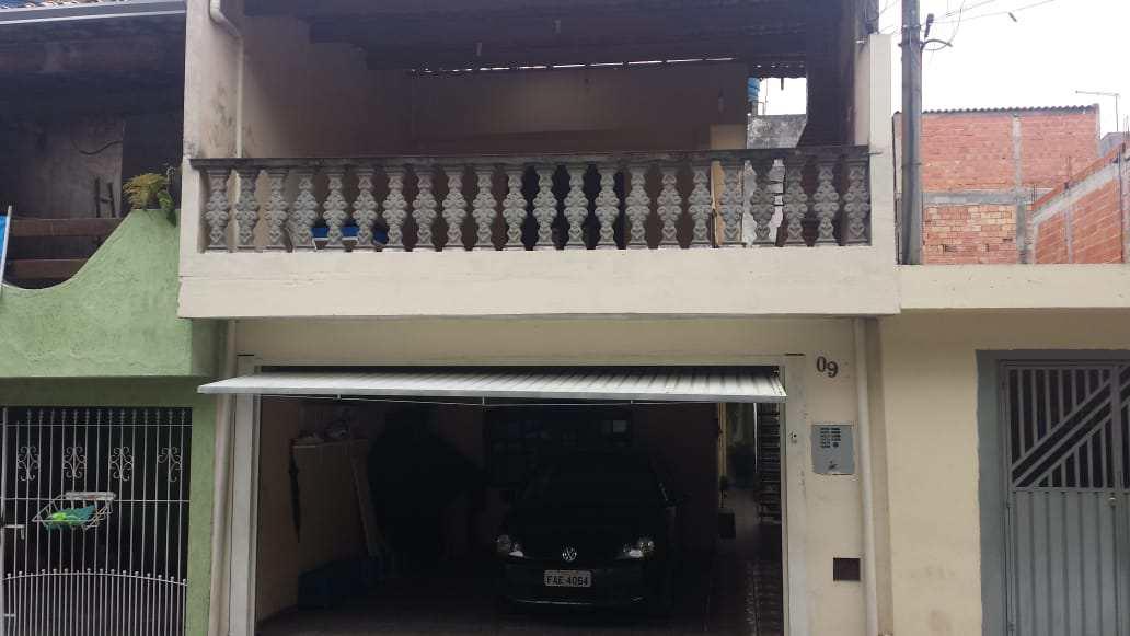 Casa com 2 dorms, Jardim Angélica, Carapicuíba - R$ 250 mil, Cod: 1059