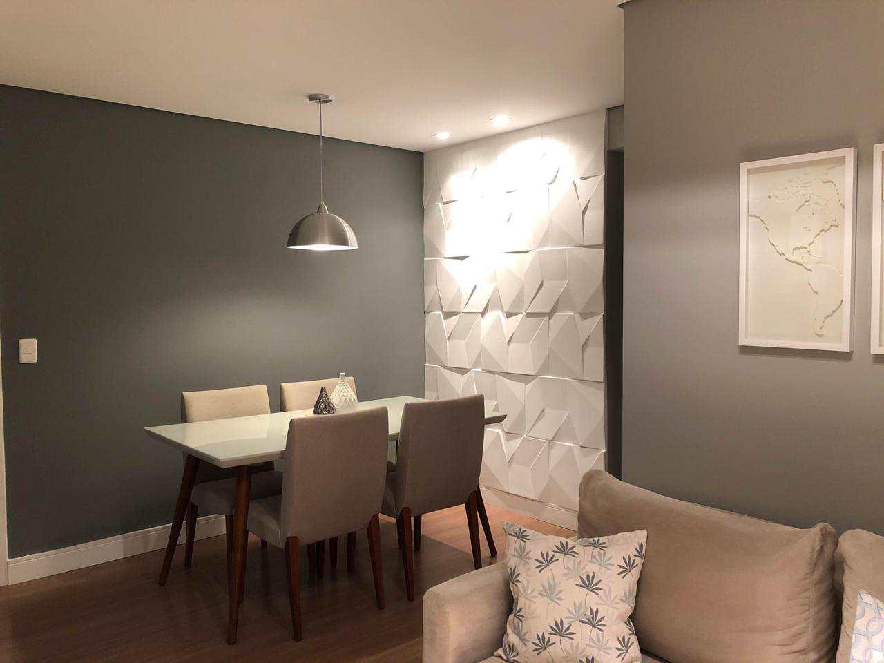 Apartamento com 2 dorms, Vila Iracema, Barueri - R$ 318 mil, Cod: 1104