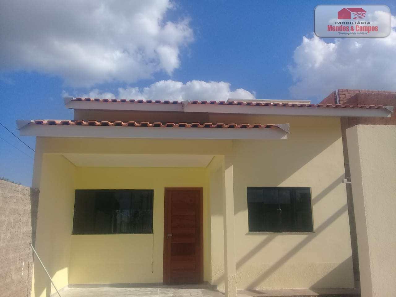 Casa com 2 dorms, Jardim das Palmeiras, Ariquemes - R$ 180 mil, Cod: 3088