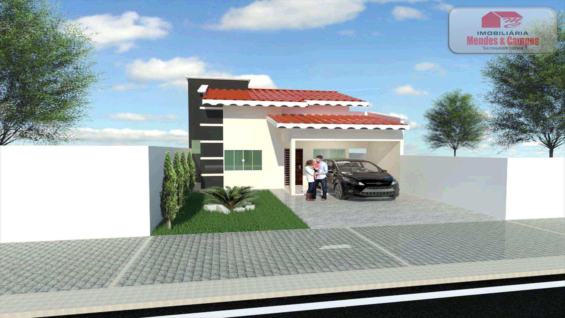 Casa com 2 dorms, Jardim das Palmeiras, Ariquemes - R$ 180 mil, Cod: 3086