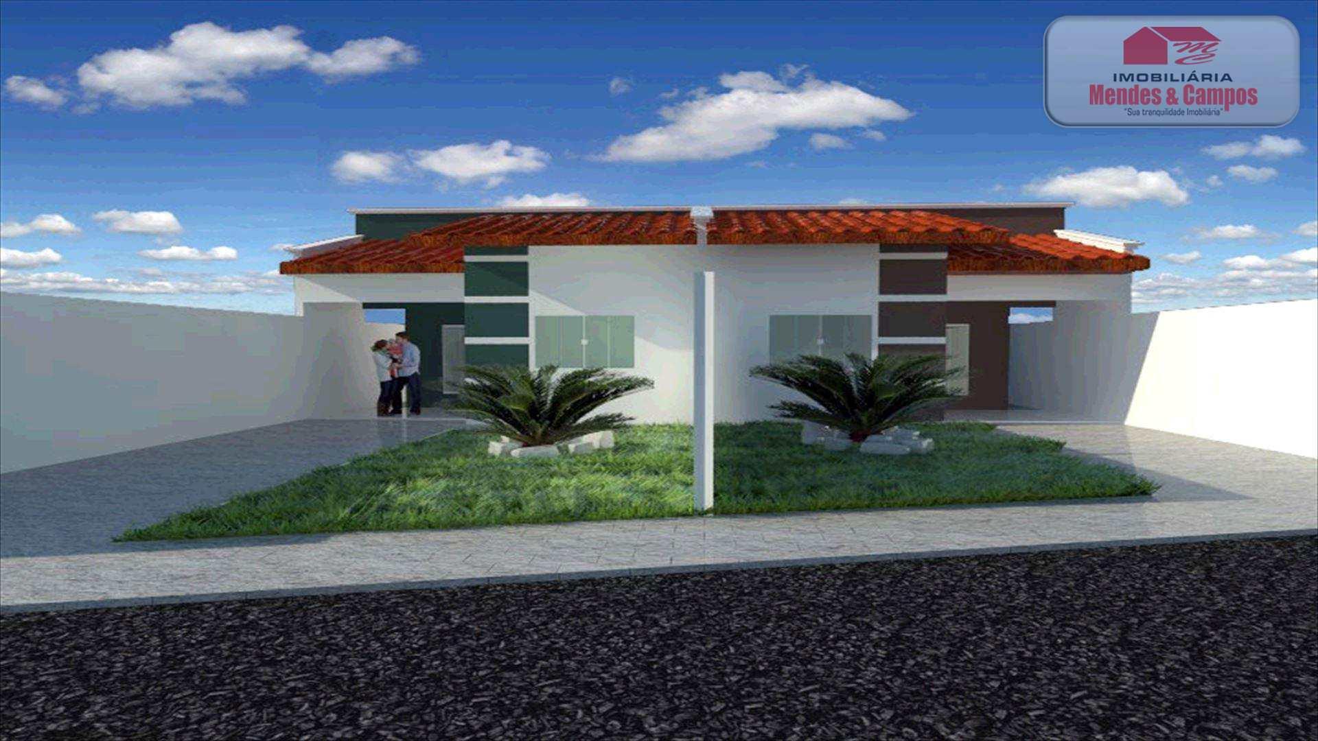 Casa em Ariquemes bairro Jardim Paraná