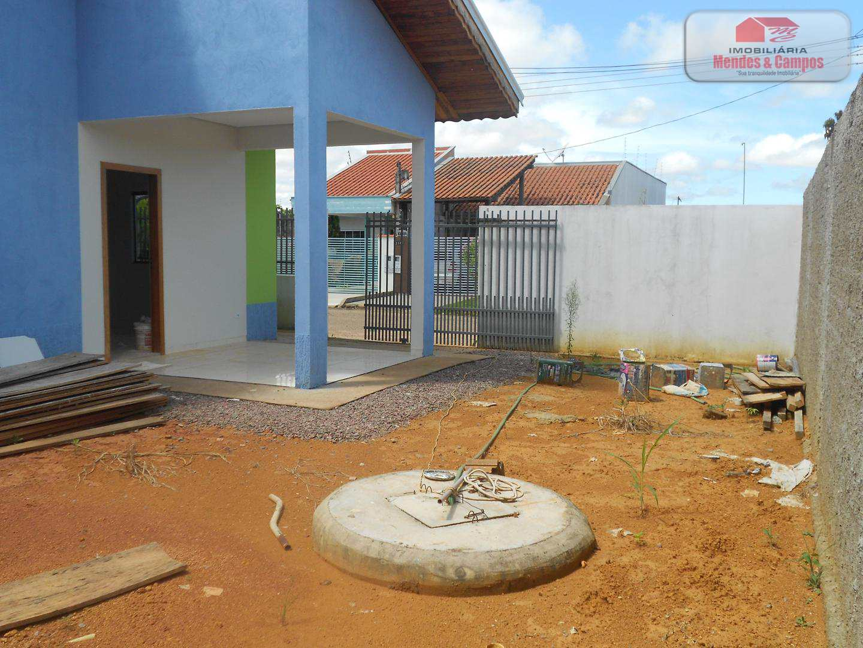 Casa com 2 dorms, Jardim América, Ariquemes - R$ 145 mil, Cod: 3042