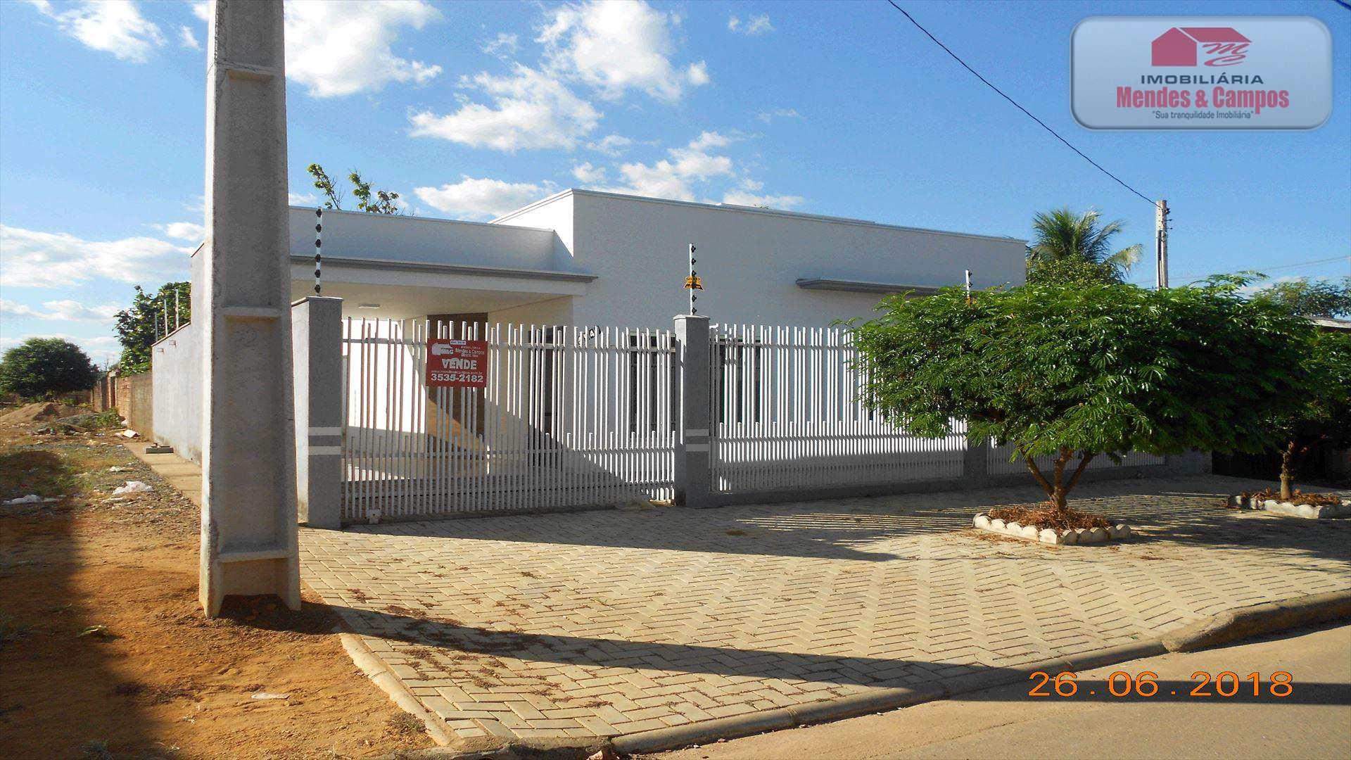 Casa com 2 dorms, Setor 04, Ariquemes - R$ 260 mil, Cod: 2978