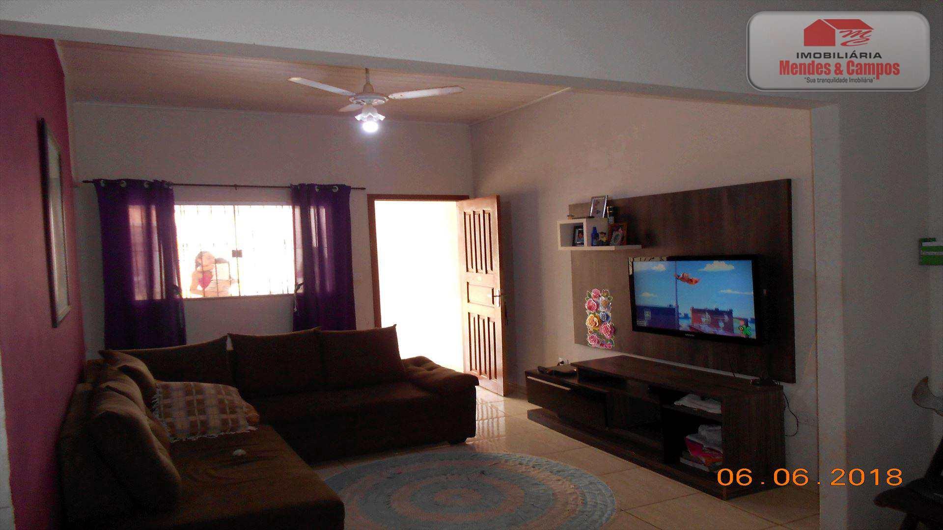 Casa em Ariquemes bairro Residencial Alvorada
