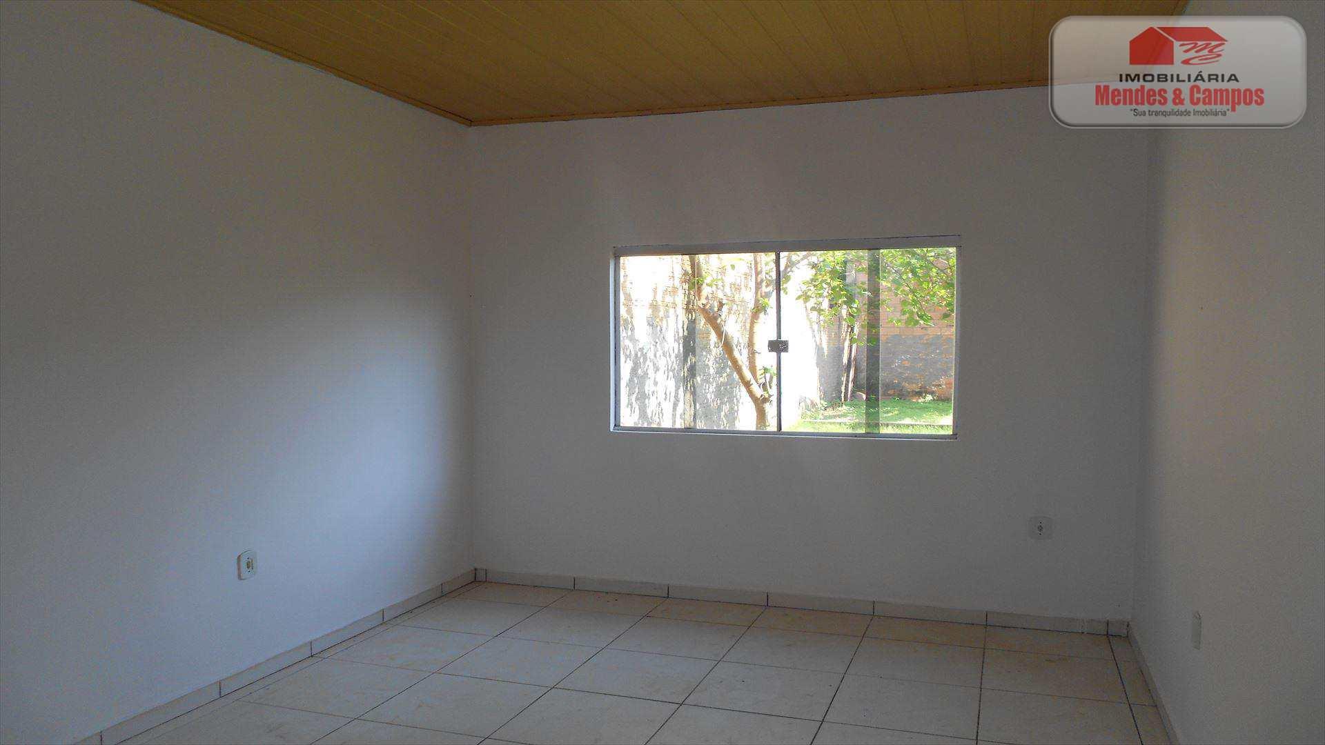 Casa com 2 dorms, Nova União 03, Ariquemes, Cod: 701