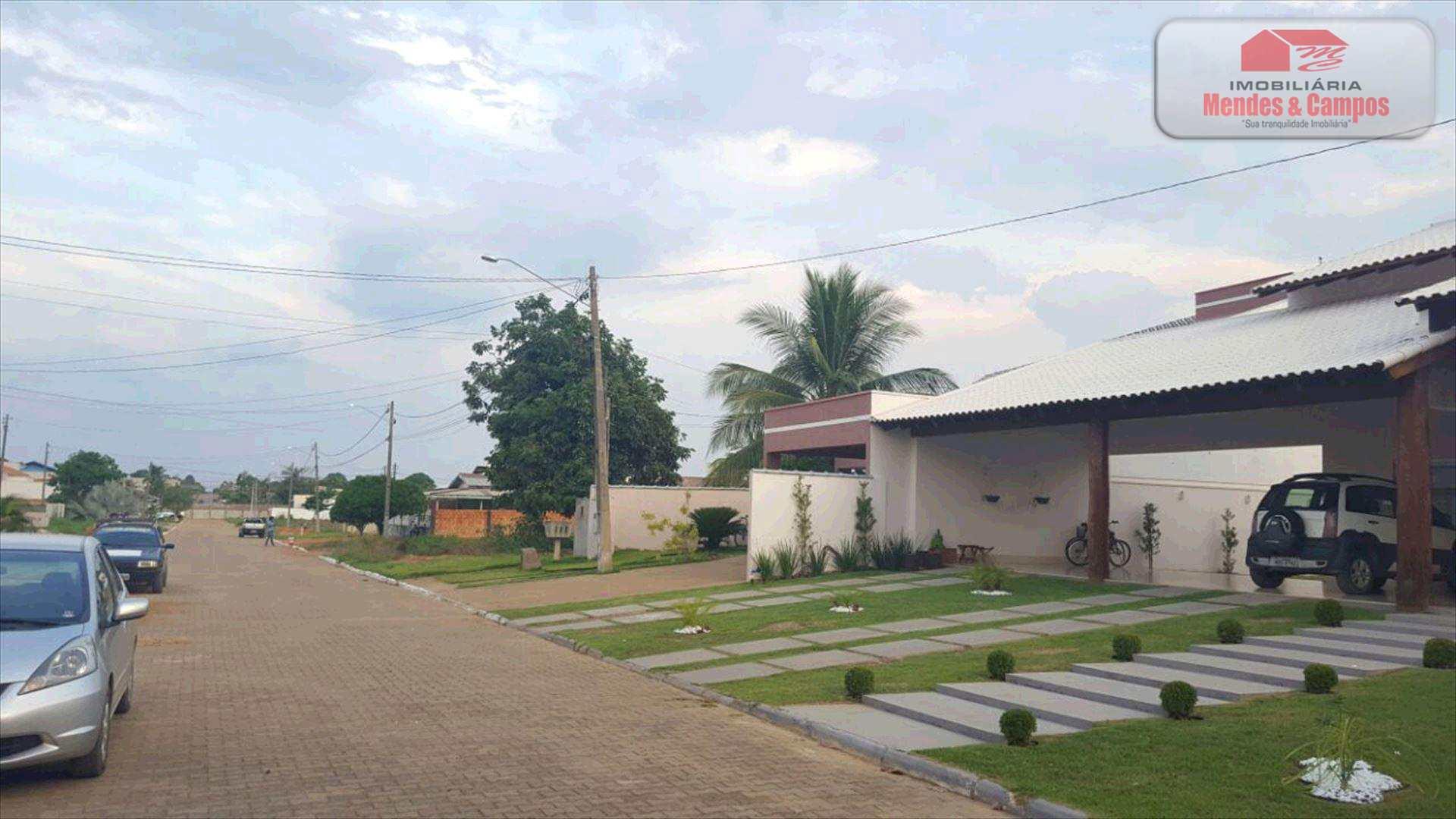 Casa em Ariquemes bairro Flores