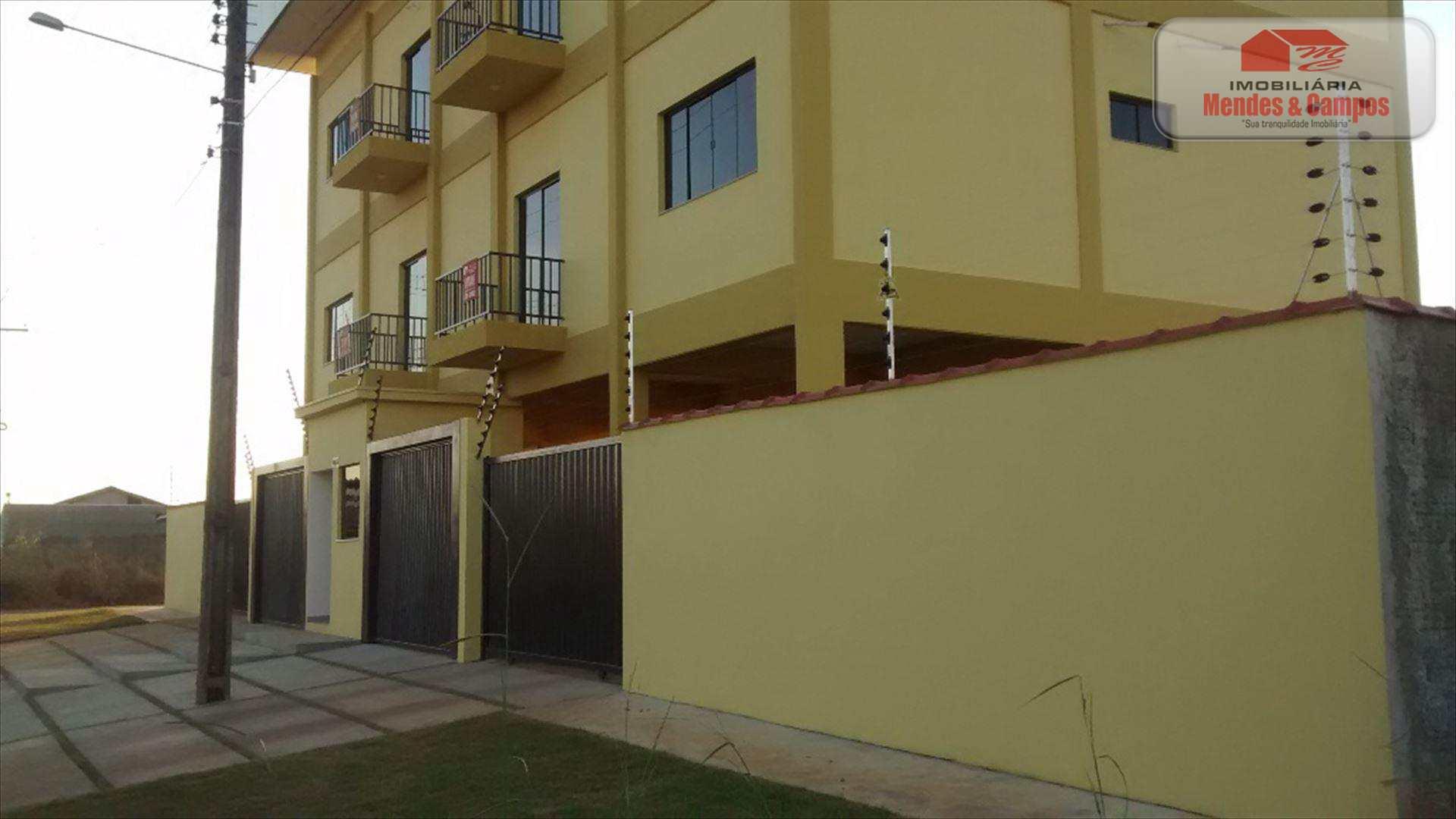 Apartamento em Ariquemes bairro Jardim Paulista