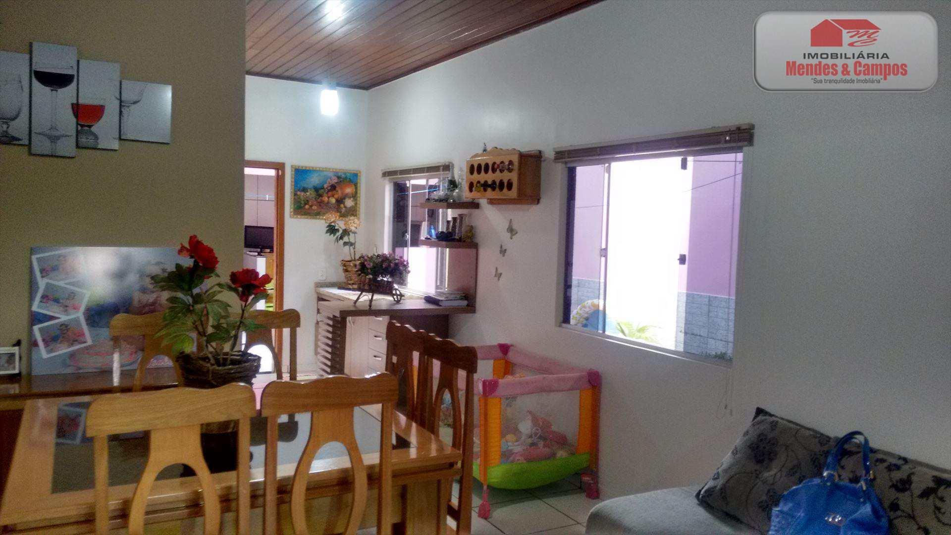 Casa em Ariquemes bairro Jardim Paulista