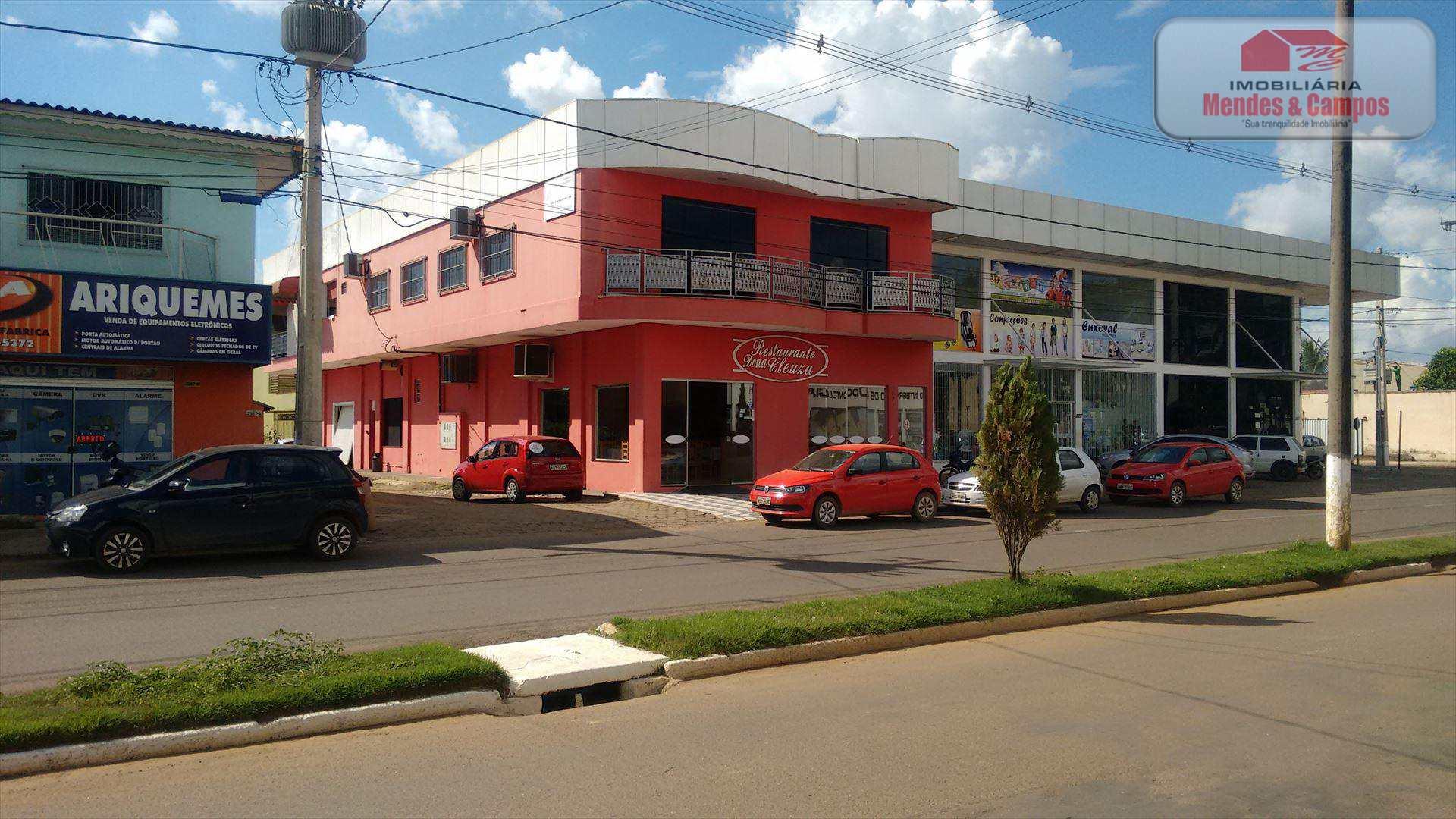 Conjunto Comercial em Ariquemes bairro Setor 03