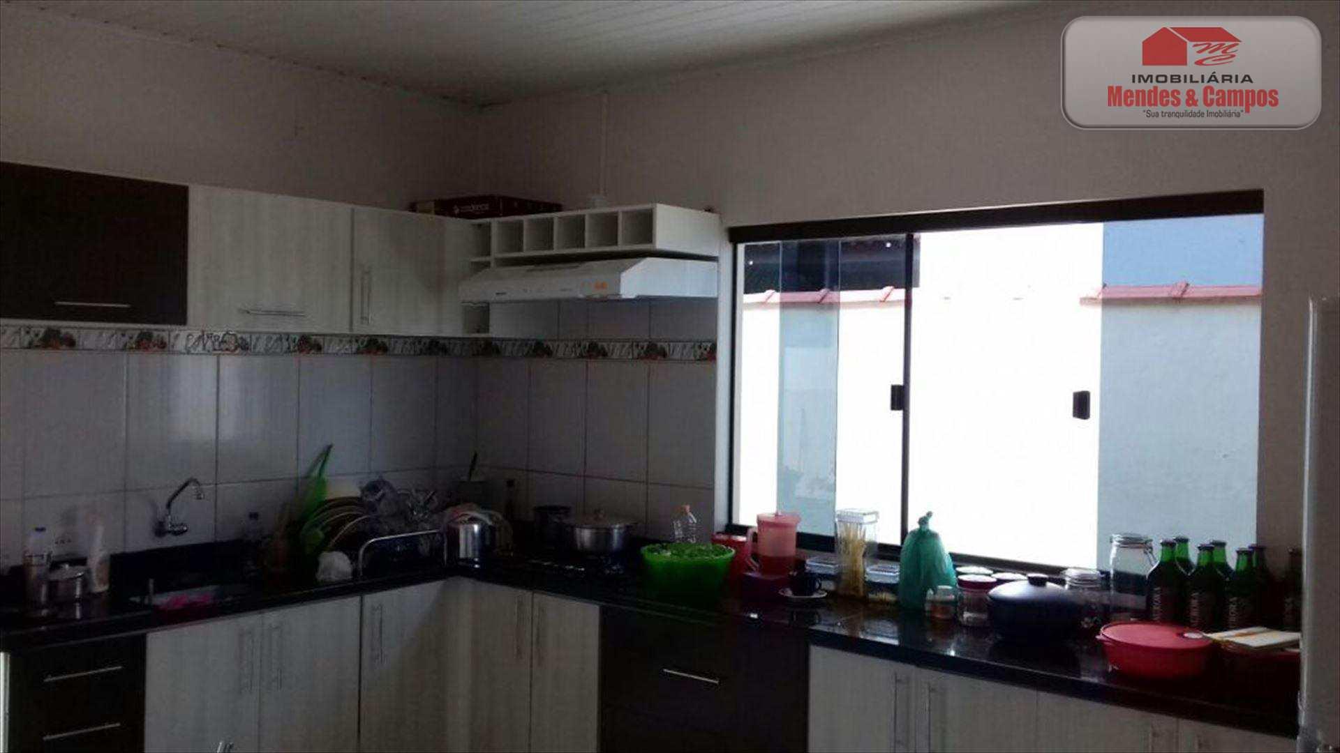Casa com 3 dorms, Park Tropical, Ariquemes - R$ 350 mil, Cod: 39
