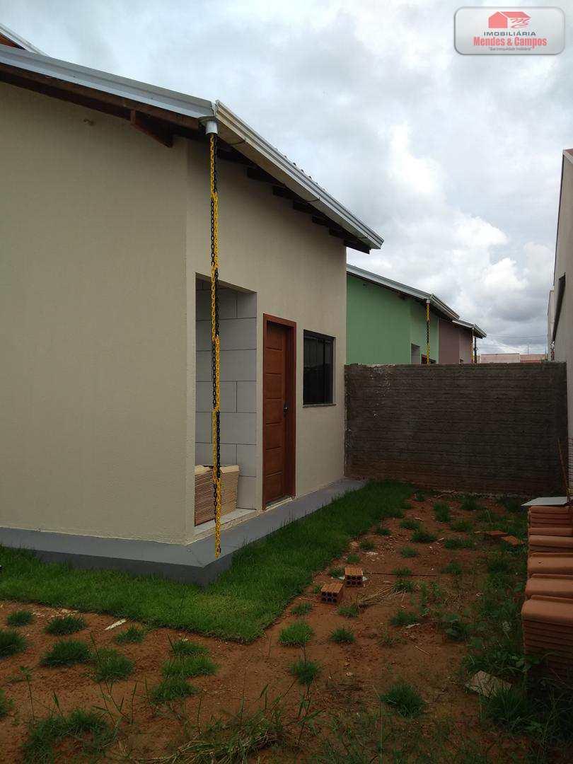 Casa com 2 dorms, Jardim Paraná, Ariquemes - R$ 140 mil, Cod: 3135