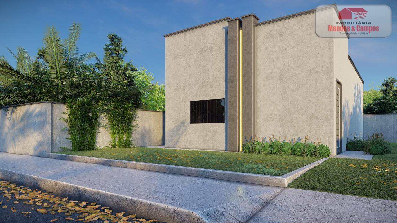 Casa com 2 dorms, Nova União 03, Ariquemes - R$ 153 mil, Cod: 3209