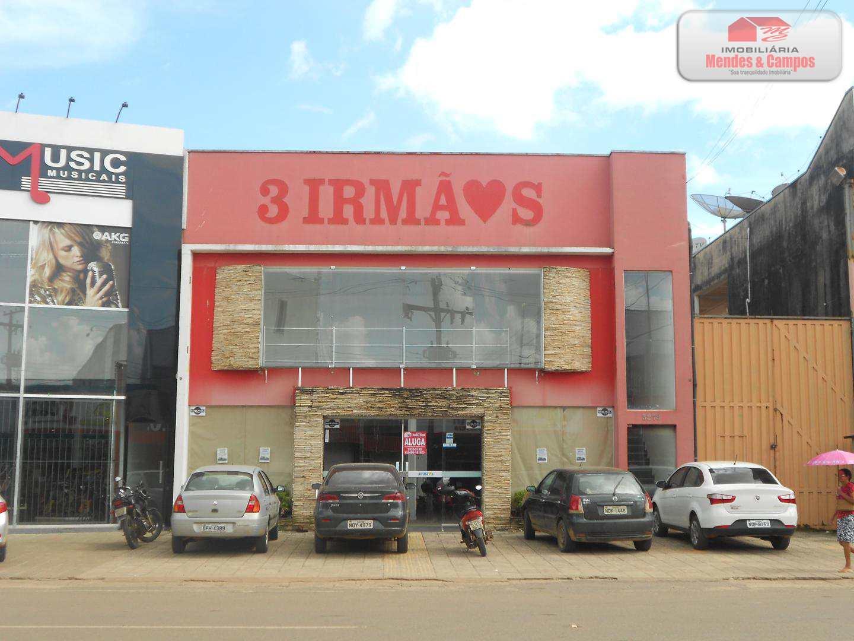 Av. Jamari nº 3278, Áreas Especiais, Ariquemes, Cod: 3232