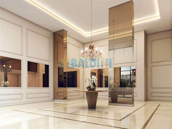 Apartamento com 1 dorm, Mooca, São Paulo - R$ 354 mil, Cod: 817