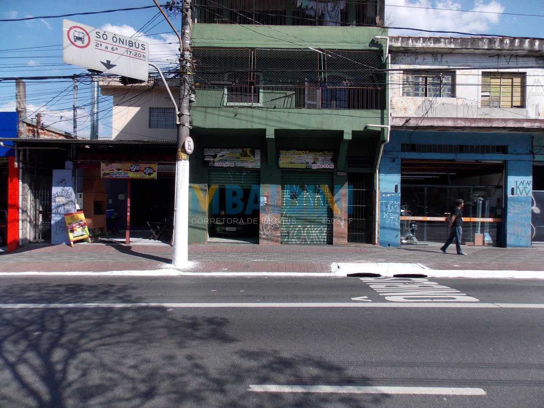 Salão Comercial P/ Alugar, São Miguel Paulista, Cod: 844