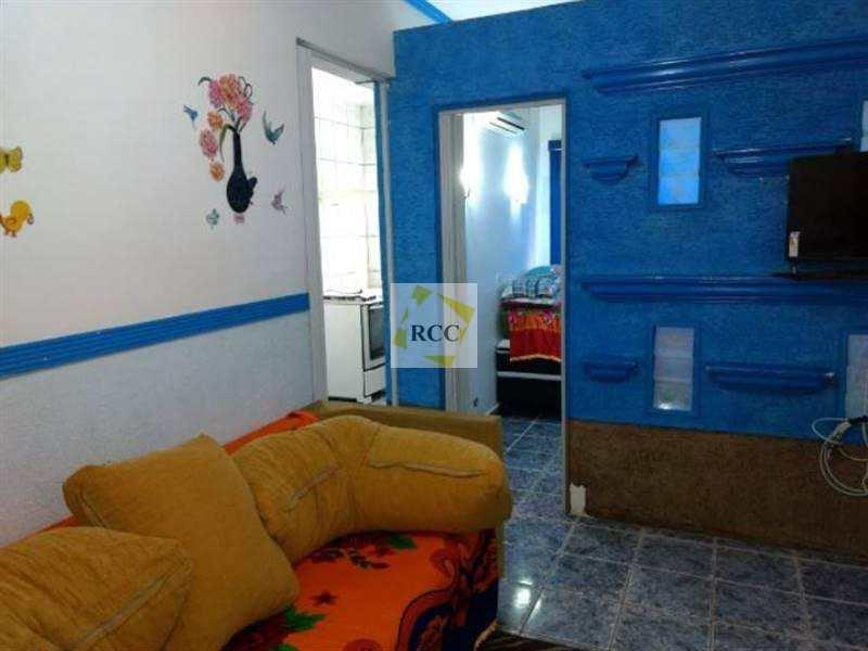 Kitnet com 1 dorm, Guilhermina, Praia Grande - R$ 120 mil, Cod: RCR34