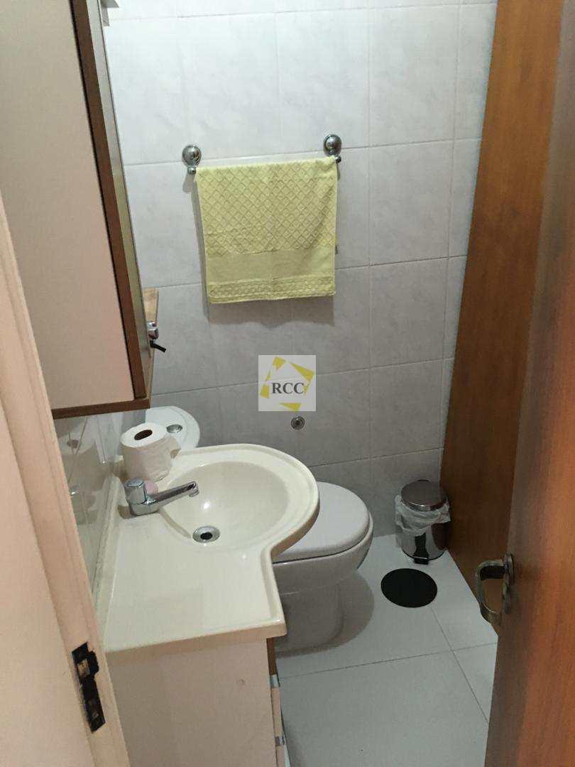 Apartamento com 2 dorms, Guilhermina, Praia Grande - R$ 270 mil, Cod: RCC62