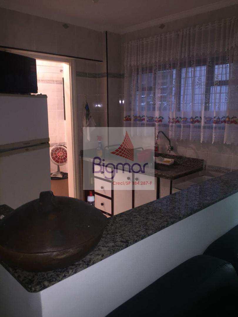 Apartamento com 2 dorms, Canto do Forte, Praia Grande, Cod: 452