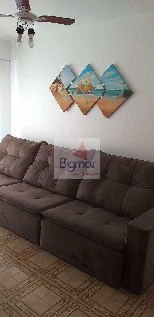 Apartamento, Guilhermina, Praia Grande - R$ 270 mil, Cod: 455