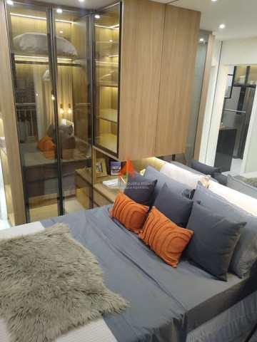 Apartamento com 1 dorm, Cambuci, São Paulo - R$ 200 mil, Cod: 3647