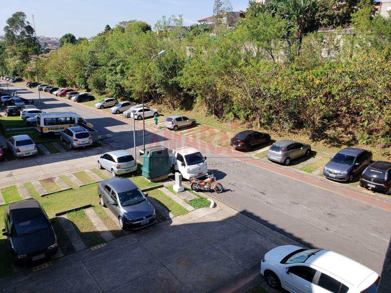 Apartamento com 2 dorms, Cidade Satélite Santa Bárbara, São Paulo - R$ 165 mil, Cod: 10750