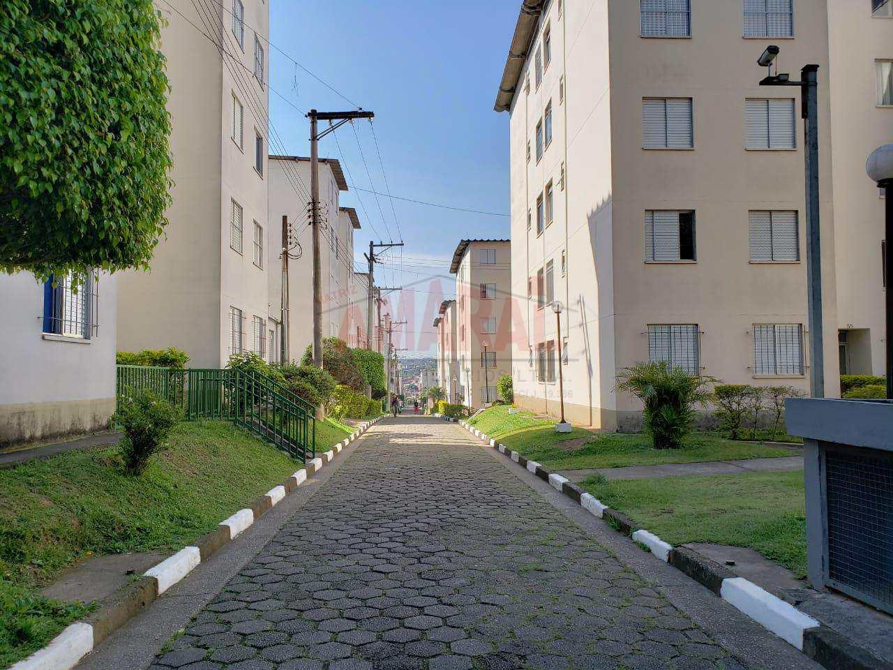 Apartamento com 2 dorms, Cidade Satélite Santa Bárbara, São Paulo - R$ 170 mil, Cod: 10992