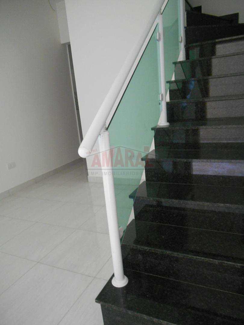 Sobrado de Condomínio com 2 dorms, Cidade Líder, São Paulo - R$ 230 mil, Cod: 11050