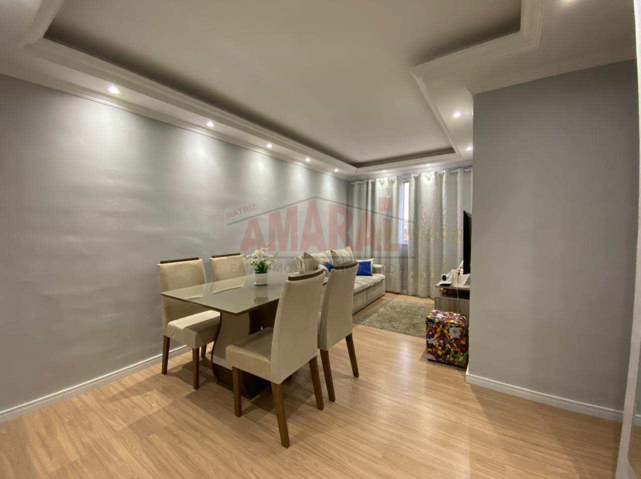 Apartamento com 2 dorms, Cidade Satélite Santa Bárbara, São Paulo - R$ 188 mil, Cod: 11092