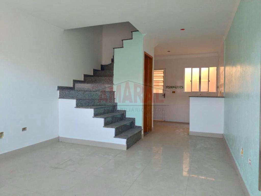 Sobrado de Condomínio com 2 dorms, Parque São Rafael, São Paulo - R$ 240 mil, Cod: 11218