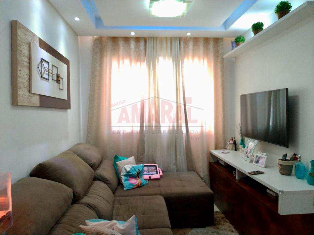 Apartamento com 2 dorms, Parque São Lourenço, São Paulo - R$ 210 mil, Cod: 11219