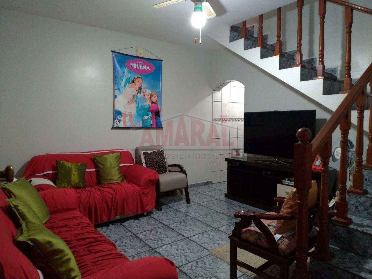Sobrado com 3 dorms, Jardim Vera Cruz(Zona Leste), São Paulo - R$ 298 mil, Cod: 11254