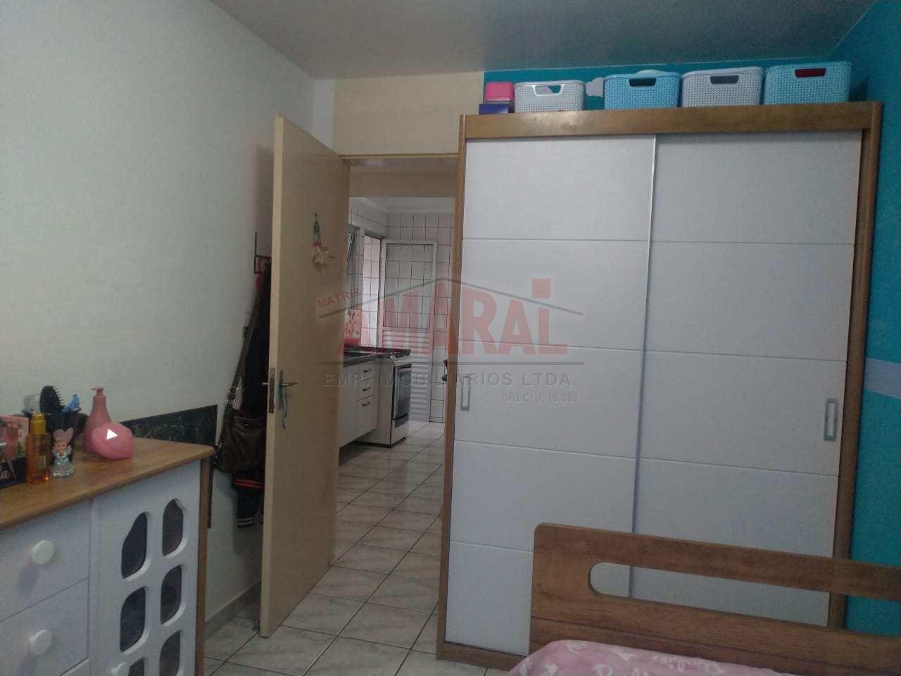 Apartamento com 2 dorms, Cidade Satélite Santa Bárbara, São Paulo - R$ 185 mil, Cod: 11258