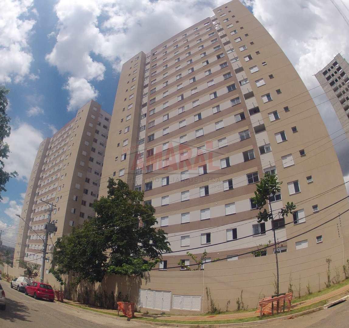 Apartamento com 2 dorms, Cidade Satélite Santa Bárbara, São Paulo - R$ 215 mil, Cod: 11264