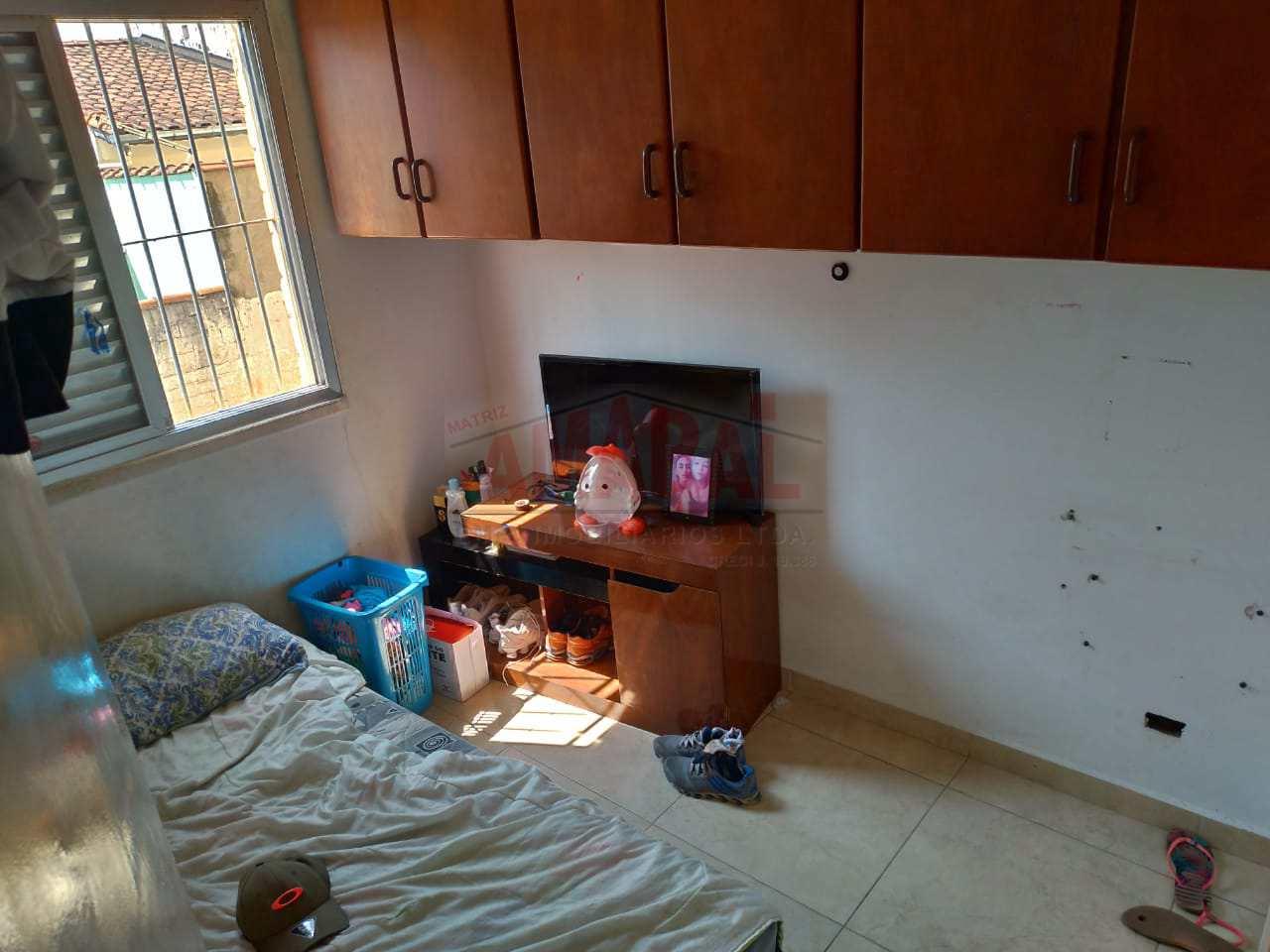 Apartamento com 2 dorms, Cidade Satélite Santa Bárbara, São Paulo - R$ 155 mil, Cod: 11276