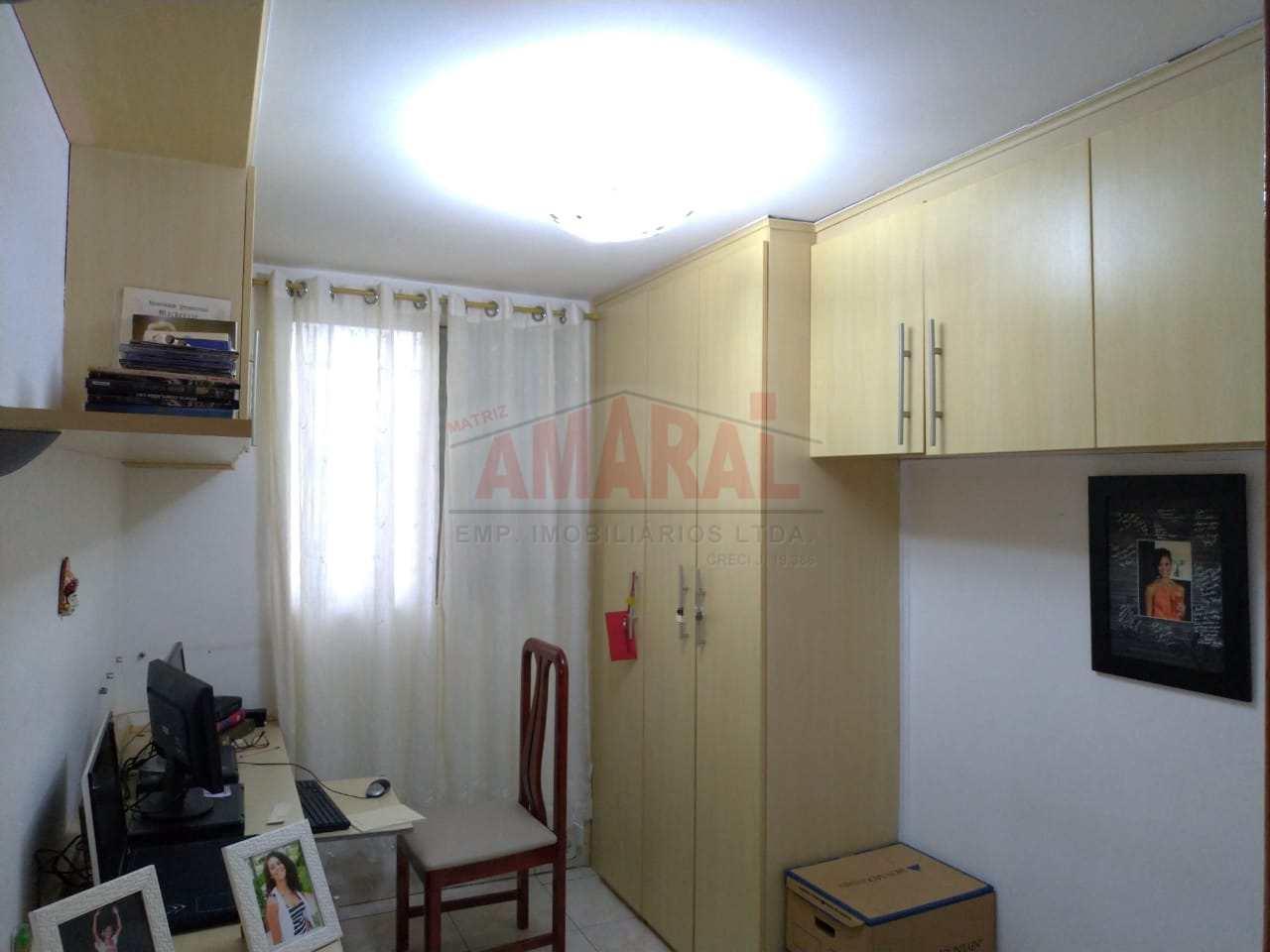 Apartamento com 2 dorms, Cidade Satélite Santa Bárbara, São Paulo - R$ 190 mil, Cod: 11294