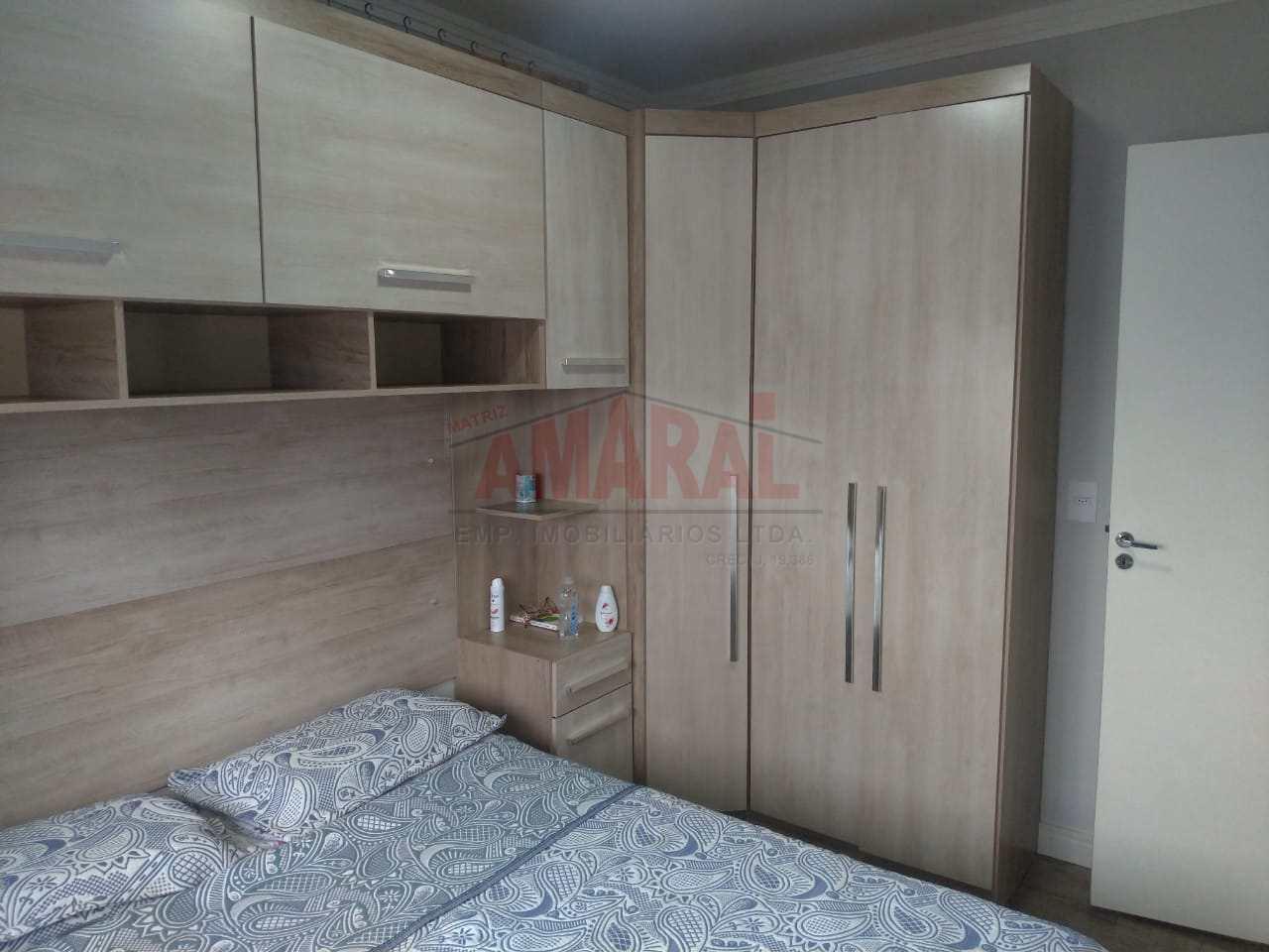 Apartamento com 2 dorms, Cidade Satélite Santa Bárbara, São Paulo, Cod: 11331