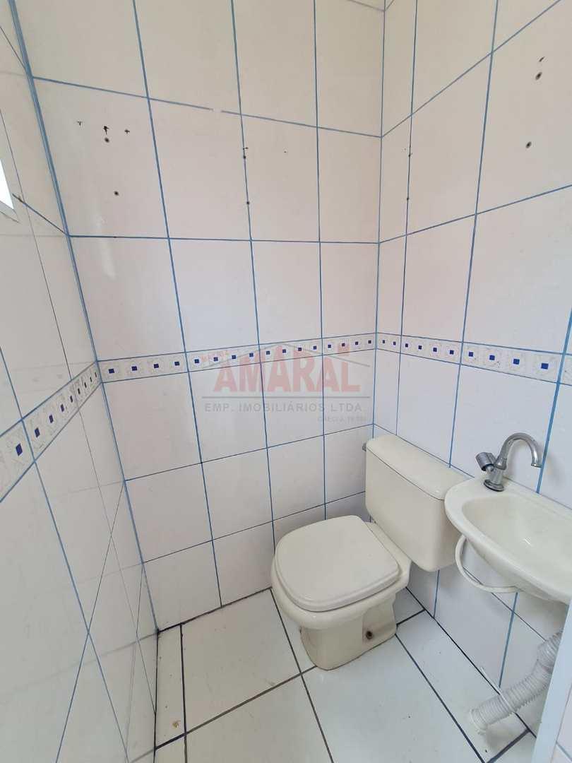 Apartamento com 2 dorms, Cidade Satélite Santa Bárbara, São Paulo - R$ 170 mil, Cod: 11341
