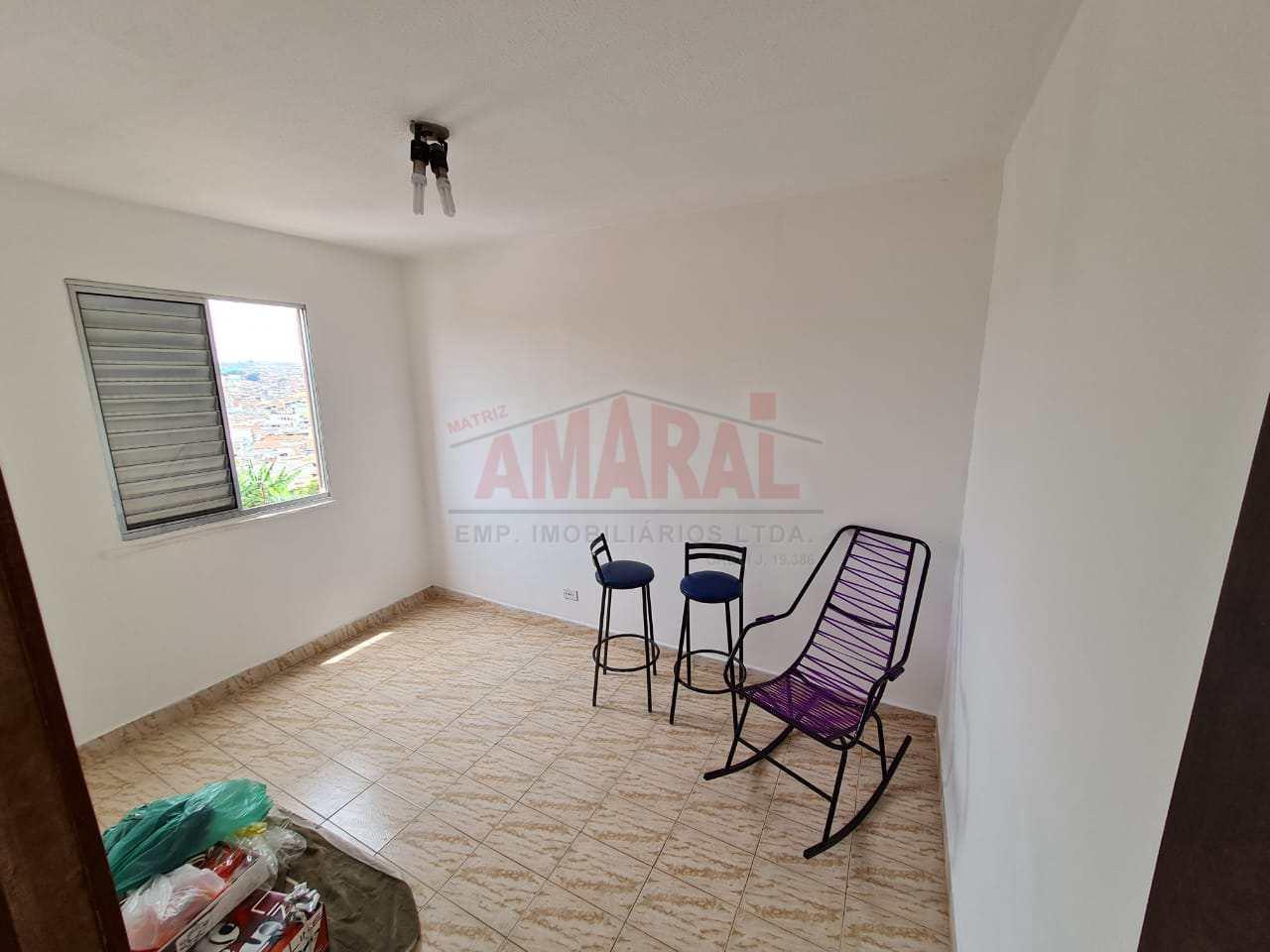 Apartamento com 2 dorms, Cidade Satélite Santa Bárbara, São Paulo - R$ 160 mil, Cod: 11342
